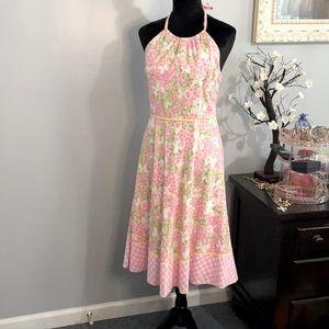 "Beautiful Lilly Pulitzer ""Pink Gossip"" dress"